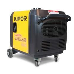 موتور برق بنزینی بی صدا کیپور 3 کیلو وات مدل IG3000