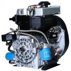 موتور تک دیزلی کوپ مدل KD292F
