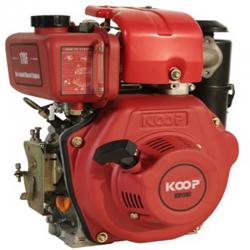 موتور تک دیزلی کوپ مدل KD170F