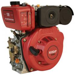موتور تک دیزلی کوپ مدل KD178F