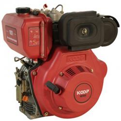 موتور تک دیزلی کوپ مدل KD192FE