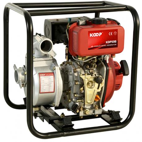 پمپ آب دیزلی کوپ مدل KDP50B/L/LE
