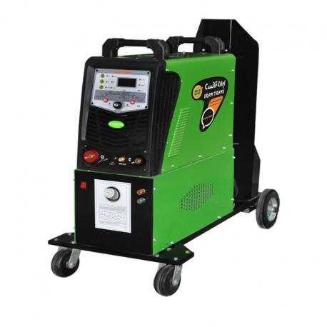 دستگاه جوش اینورتر تیگ پالسی - دیجیتال 400 آمپر ایران ترانس مدل TIG 400 P Digital