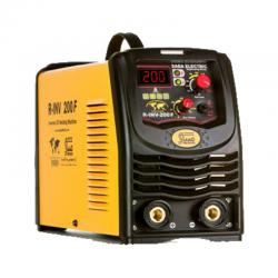 اینورتر جوشکاری 200 آمپر دو ولوم صبا الکتریک مدل saba-200-f