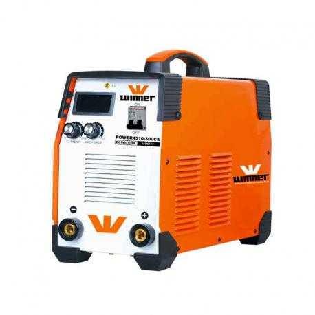 اینورتر جوشکاری سلولزی وینر 300 آمپر مدل POWER4510-300 CE