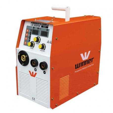 اینورتر جوشکاری CO2 وینر 250 آمپر مدل POWER5510-250 M.A