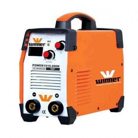 اینورتر جوشکاری وینر 200 آمپر IGBT مدل POWER1510-200 N