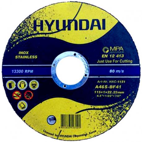 صفحه سنگ استیل بر مینی هیوندای مدل HAC-1151