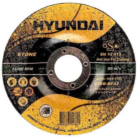 صفحه سنگ برش مینی هیوندای مدل HAC-1153