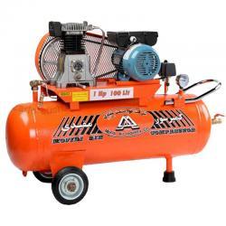 کمپرسور هوا 100 لیتری با مخزن 50 لیتر مفیدی مدل CMI 100-50-H