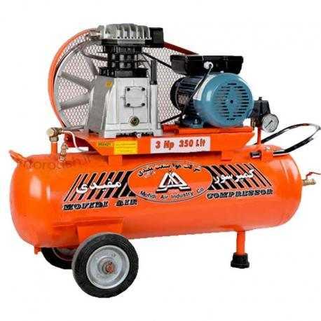 کمپرسور 300 لیتری با مخزن 75 لیتر مفیدی مدل CMI 300-75-H