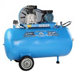 کمپرسور 350 لیتری با مخزن 350 لیتر مفیدی مدل CMI 350-350-H