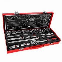 جعبه بکس رونیکس 38 پارچه 1.4 و 1.2 اینچ مدل RH-2638