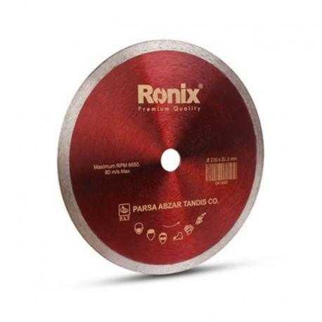 صفحه سرامیک بر 230 میلیمتر رونیکس مدل RH-3508