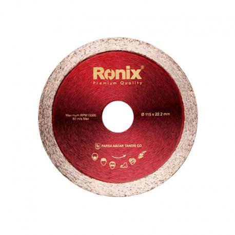 صفحه سرامیک بر 115 میلیمتر رونیکس مدل RH-3507