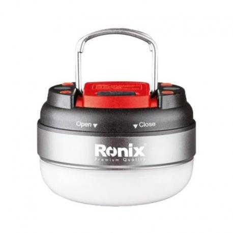 چراغ گرد آهنربایی MAG LIGHT رونیکس مدل RH-4271