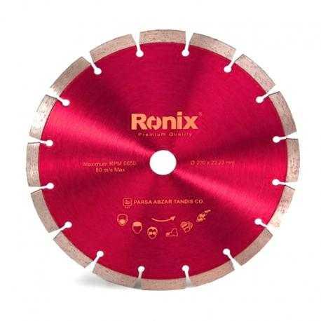 صفحه گرانیت بر 230 میلیمتر رونیکس مدل RH-3501