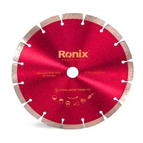صفحه گرانیت بر 115 میلیمتر رونیکس مدل RH-3502