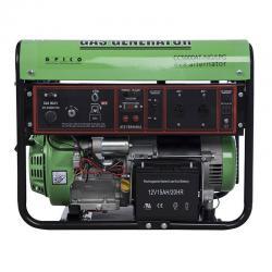 موتور برق اتوماتیک گازسوز گرین پاور 4.5 کیلو وات مدل CC5000AT-NG-LPG