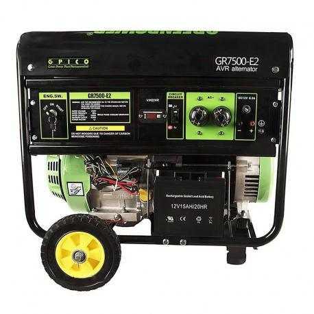 موتور برق گرین پاور مدل GR7500-E2
