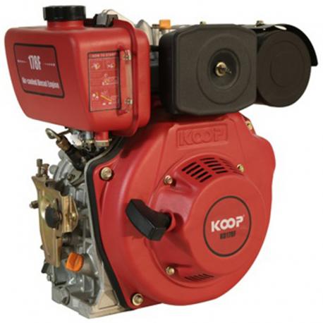 موتور دیزلی کوپ مدل KD178FS