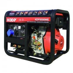 موتور برق جوش دیزلی کوپ مدل KDF8500 WE