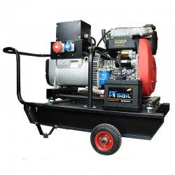 موتور برق دیزلی کوپ مدل 13 کاوا مدل KDF16000 L XE