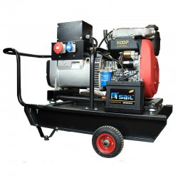 موتور برق دیزلی کوپ مدل KDF16000 L XE3