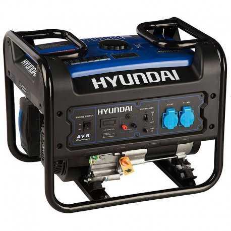 موتور برق HG5355-PG هیوندای