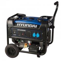 موتور برق 6 کیلو وات هیوندای مدل HG8550-PG