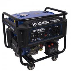 موتور برق 6.5 کیلووات بنزینی هیوندای مدل HG9650-PG
