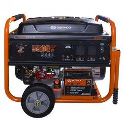 موتور برق بنزینی دوو 5.5 کیلو وات مدل GD 6500E