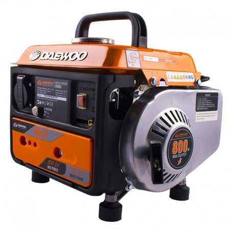 موتور برق0.8 کیلو وات دوو مدل GDA980