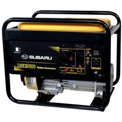موتور برق بنزینی روبین 3.6 کاوا مدل RGX3600