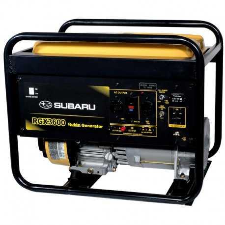 موتور برق روبین RGX3600