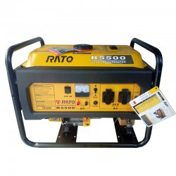 موتور برق بنزینی راتو R5500