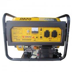 موتور برق بنزینی راتو 3 کیلو وات R5500 DWHB