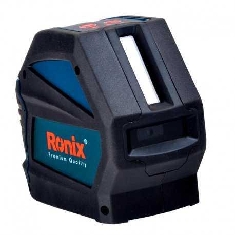 تراز لیزری دو خط رونیکس مدل RH-9500