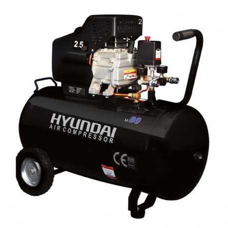 کمپرسور باد 80 لیتری هیوندای مدل AC-8025