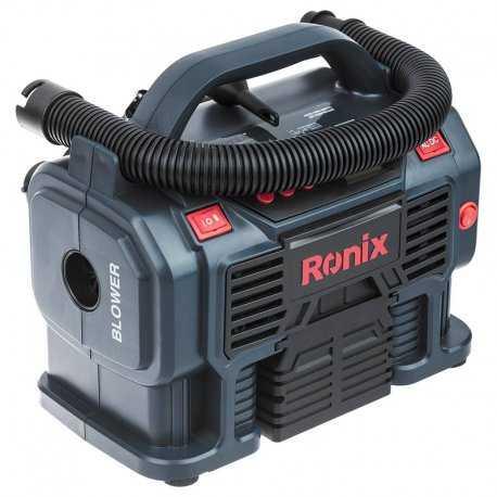 مینی کمپرسور سه کاره فندکی و برق شهری رونیکس مدل RH-4261