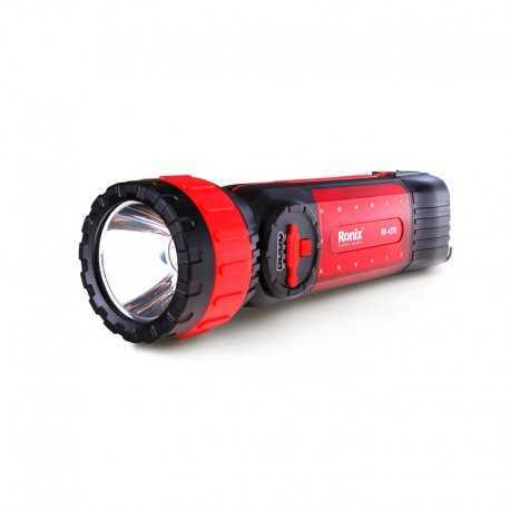 چراغ قوه لیتیومی Night Guard رونیکس مدل RH-4270