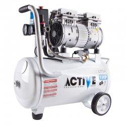 کمپرسور باد سایلنت (بی صدا) 24 لیتری اکتیو مدل AC1324S