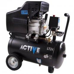 کمپرسور باد 24 لیتری اکتیو مدل AC1024