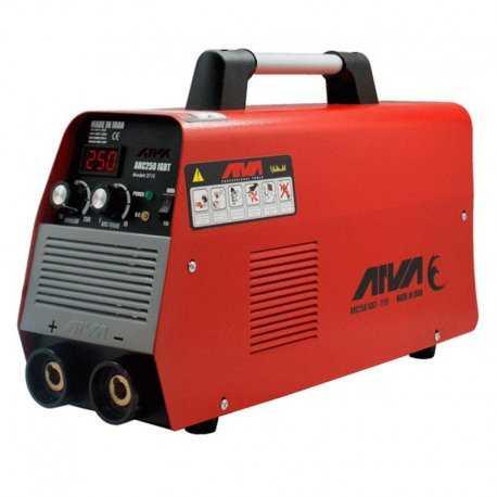 دستگاه جوشکاری اینورتر 250 آمپر دو ولوم آروا Arc 250 IGBT مدل 2115