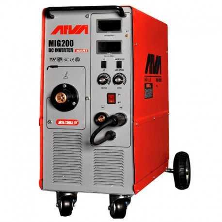 دستگاه جوشکاری MIG 200 / CO2 آروا مدل 2121