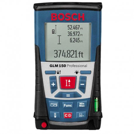 متر لیزری 150 متری بوش مدل GLM150