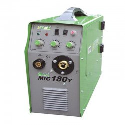 دستگاه جوش اینورتر میگ مگ و الکترود ایران ترانس مدل MINI MIG 180Y