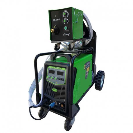 دستگاه جوش اینورتر میگ مگ و الکترود 350 آمپر ایران ترانس مدل MIG 400 IT