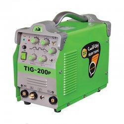 دستگاه جوش اینورتر تیگ و الکترود ایران ترانس مدل TIG 200 P