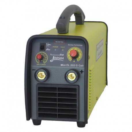 اینورتر جوشکاری گام الکتریک 200 آمپر (مخصوص جوش سلولزی) Mini-EL 201 Cell